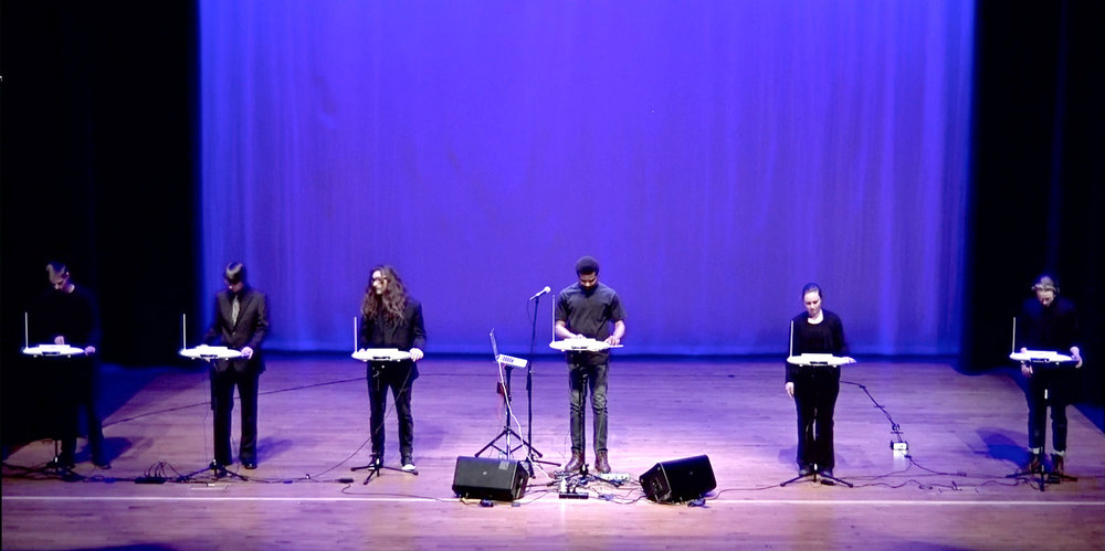 Sheridan University Music Department in Wyoming: Students of Dr. Christian Erickson present their first Theremin Ensemble Performance at the Whitney Arts Center - Consulting & Workshops provided by The NY Theremin Society
