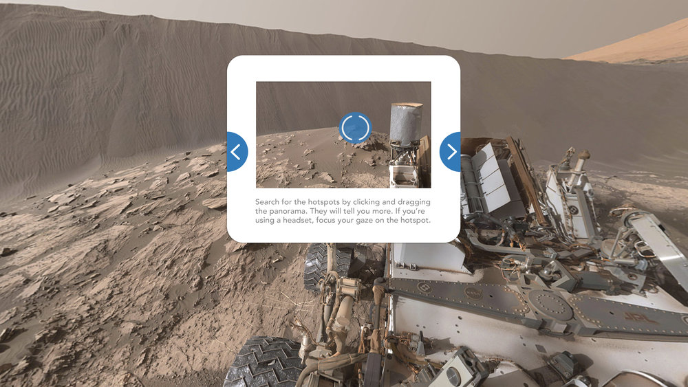 From meeting playwrights in the ancient world to travelling to Mars with NASA engineers, we helped Pearson Education take students on an immersive field trip they won't forget. Background image: NASA/JPL-Caltech/MSSS