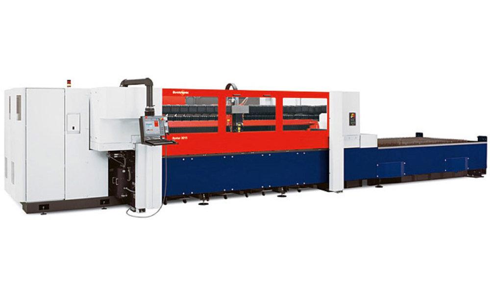 Découpe laser - – Epaisseur de coupe max. : 25mm– Découpe de tube et profilé jusqu'au diam 320mm