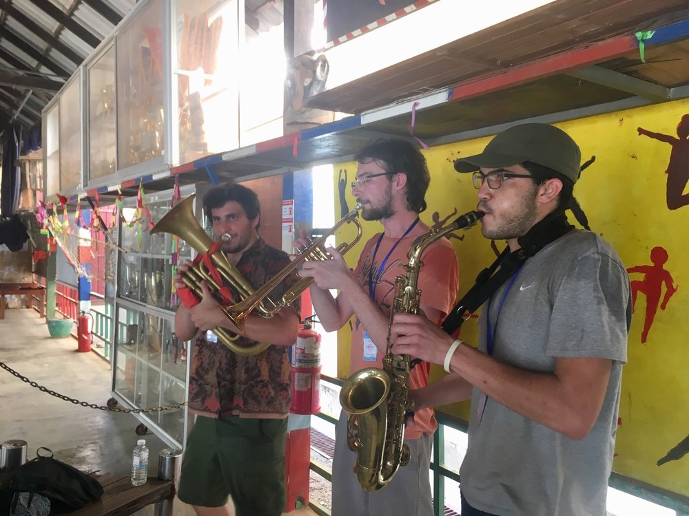 Des musiciens hors paires pour un jeu très musical
