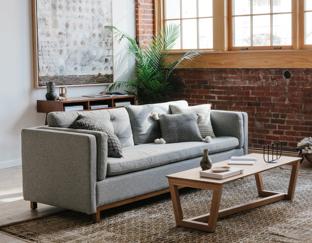 We stage homes with local makers - Guest House stages beautiful properties in Denver with furniture, art and goods from the best local makers. Have a listing?