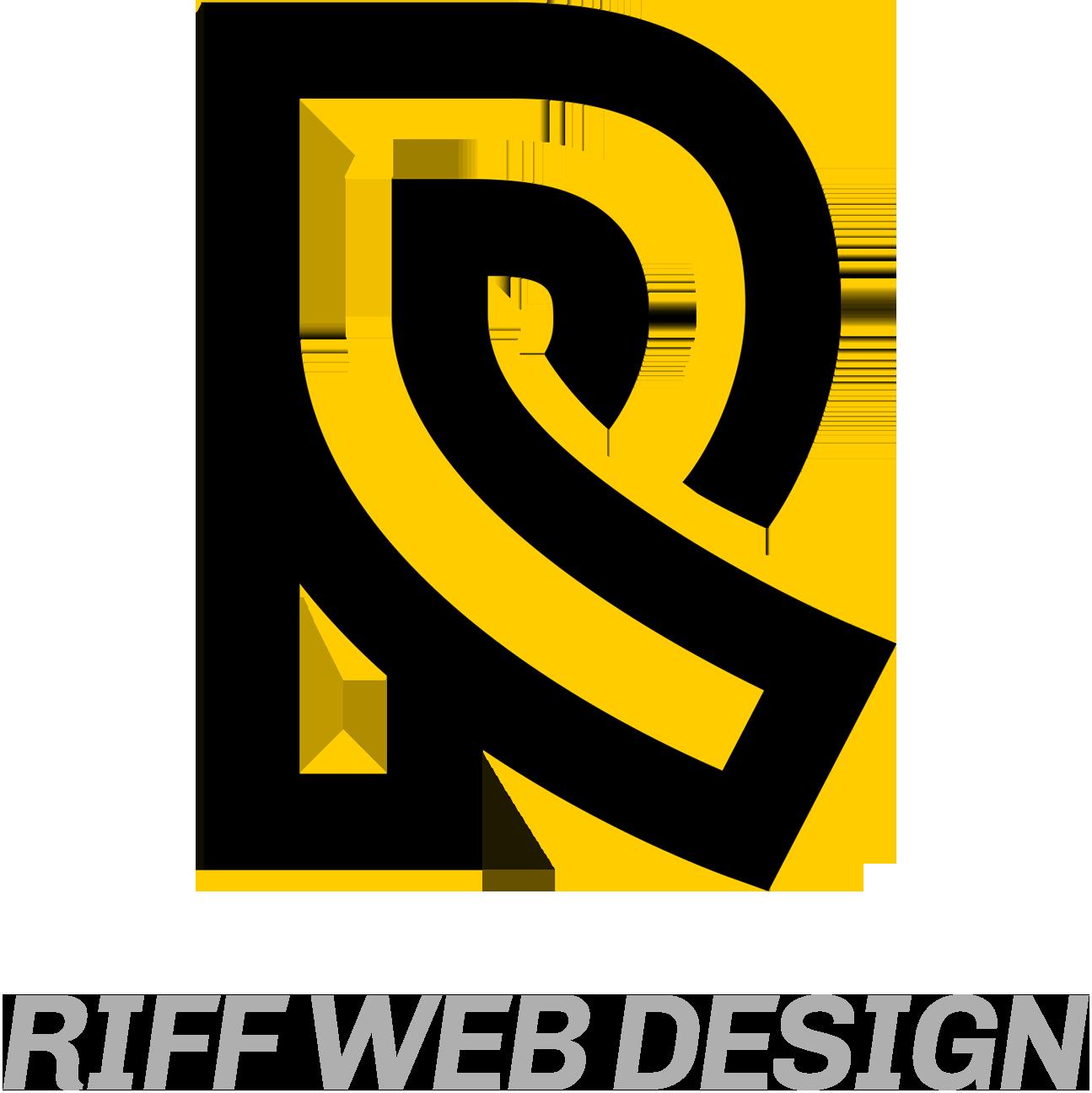booking riff web design