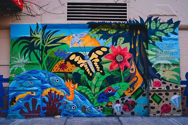 Spot this mural! #elbarrionyc #eastharlem