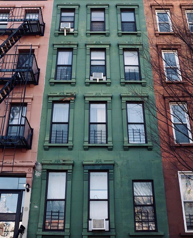 Go green, gringo — East 108th Street