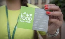 Love Food Hate Waste -