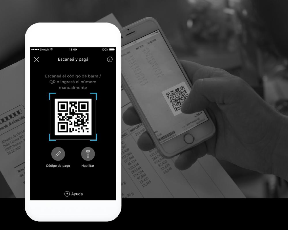 Tecnología de Código QR - Las empresas aceptan pagos con un código QR que identifica la empresa, que los clientes escanean en la aplicación.· Sencilla, imágenes de múltiples características.· Los campos de la transacción se completan automáticamente en un esquema QR o mediante el ingreso manual.· La imagen QR puede ser privada: la decodificación se produce solo a través de la aplicación RedCloud.