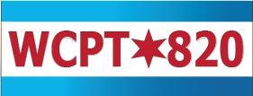 Chicago's Progressive Talk  WCPT airs local and syndicated talk programs. WCPT's programs are simulcast on its sister station, 92.5 WCPT-FM 24 hours a day.