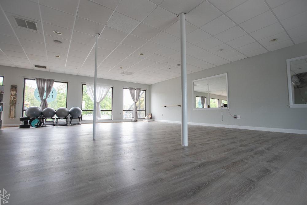 Yoga Toka's Main Studio