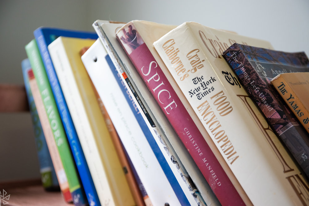 Enjoy Our Community Bookshelf