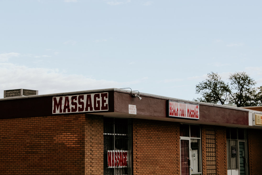 Illicit Massage Parlors are currently bringing in nearly $2.5 BILLION a year across the industry. -
