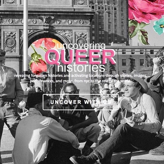 Revealing forgotten histories and activating locations through stories, images, performances, and more, from NYC to the rest of the world. 🔍📍 Check out our work-in-progress website uncoveringqueerhistories.com  #uncoveringqueerhistories #queer #lgbtq #lgbt #feminism #activism #nyc #newyork #newyorkcity #westvillage #history #uncoveringhistory #protest #protestart #queertheory #womenempowerment