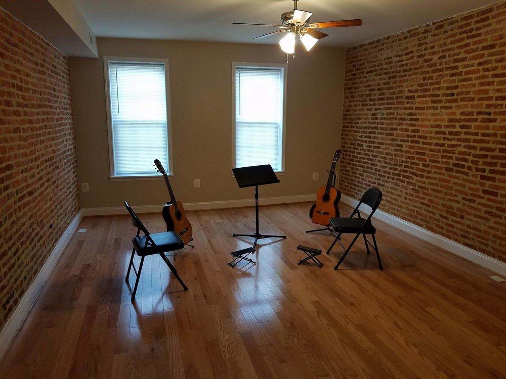 Zen Guitar Classroom