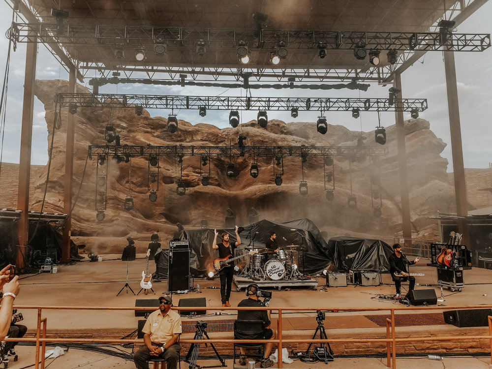 Fly Away With Me - Umphreys McGee @ Red Rocks Amphitheater