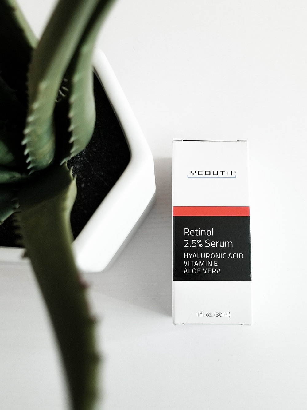 Yeouth Skin Care - It's never too late to start taking care of your skin. Ladies let's face it. Skincare products can get PRICEY. So when I found this @yeouthskincare Retinol 2.5% formula for under $20... Hollllaaaah!
