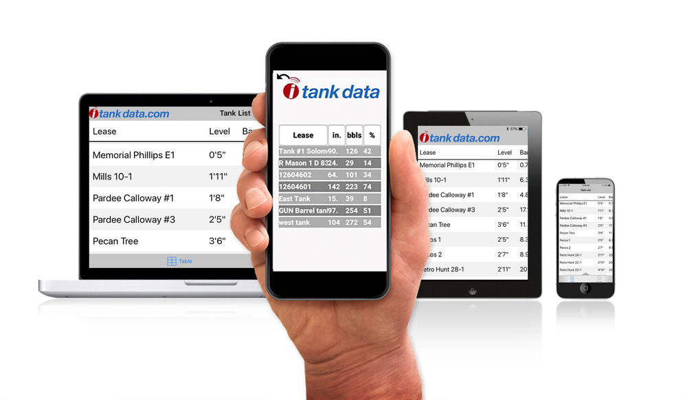 iTankdata provides Instant, accurate analytics, alerts and reporting data sent by SMS to any device. Smartphone. Tablet. Or Desktop. Robust tank information for optimal efficiency.   Find out more >
