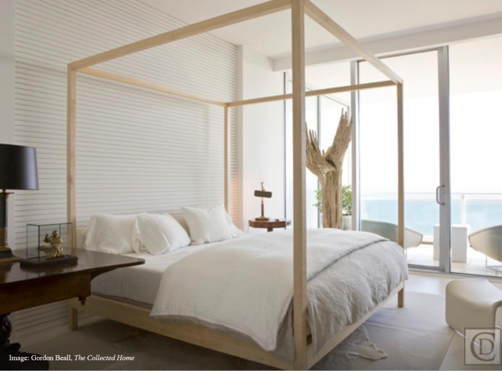 Bedroom by Darryl Carter.