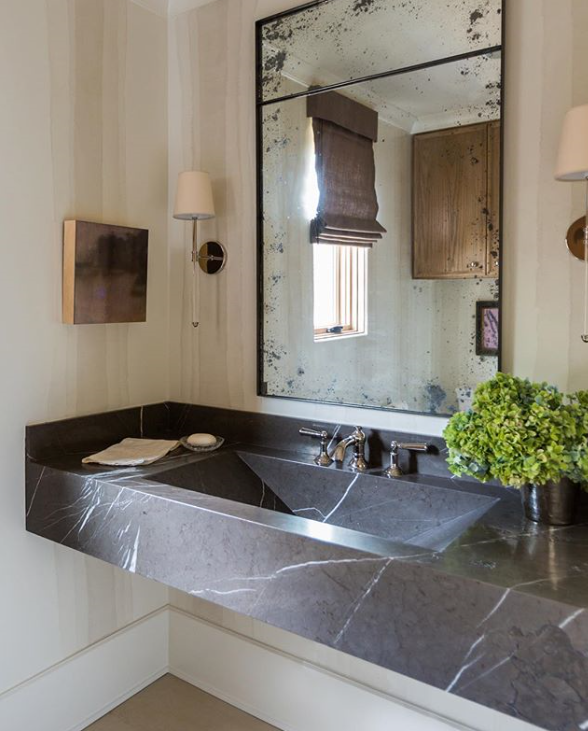 Source  Design by Marie Flanigan Interiors.