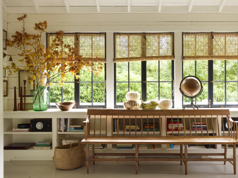 Source  Architect Gil Schafer's collaboration with designer Rita Konig.