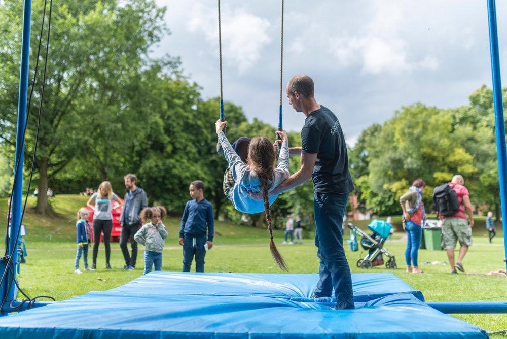 Circomedia Circus Workshops - Cirque Bijou Circus Playground - photo Andre Pattenden.jpg