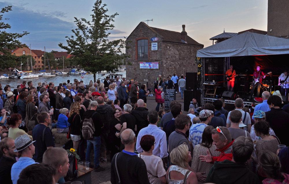 Grain Barge stage Harbour Festival 4.jpg