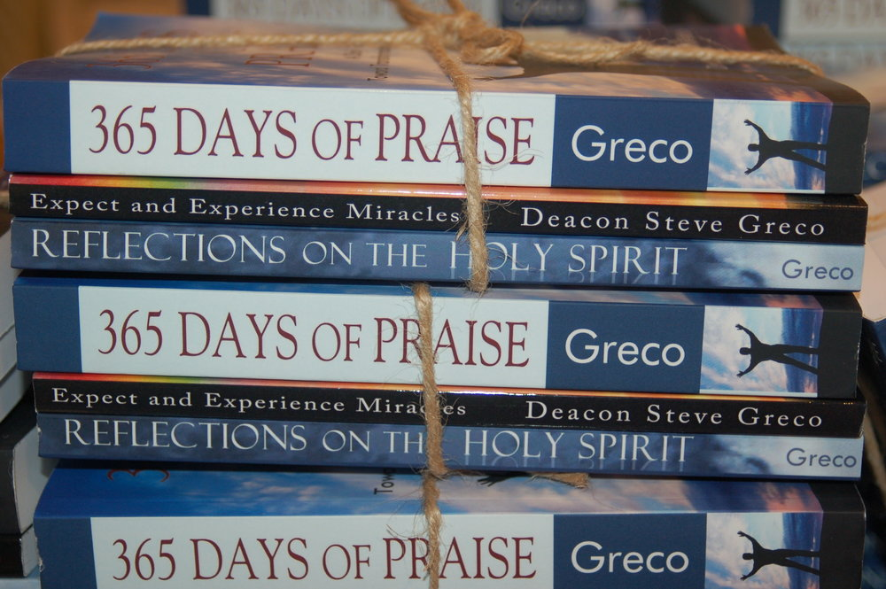 Visit our Store - Check out our store! We have Deacon Steve's books, DVDs of his talks and much more.