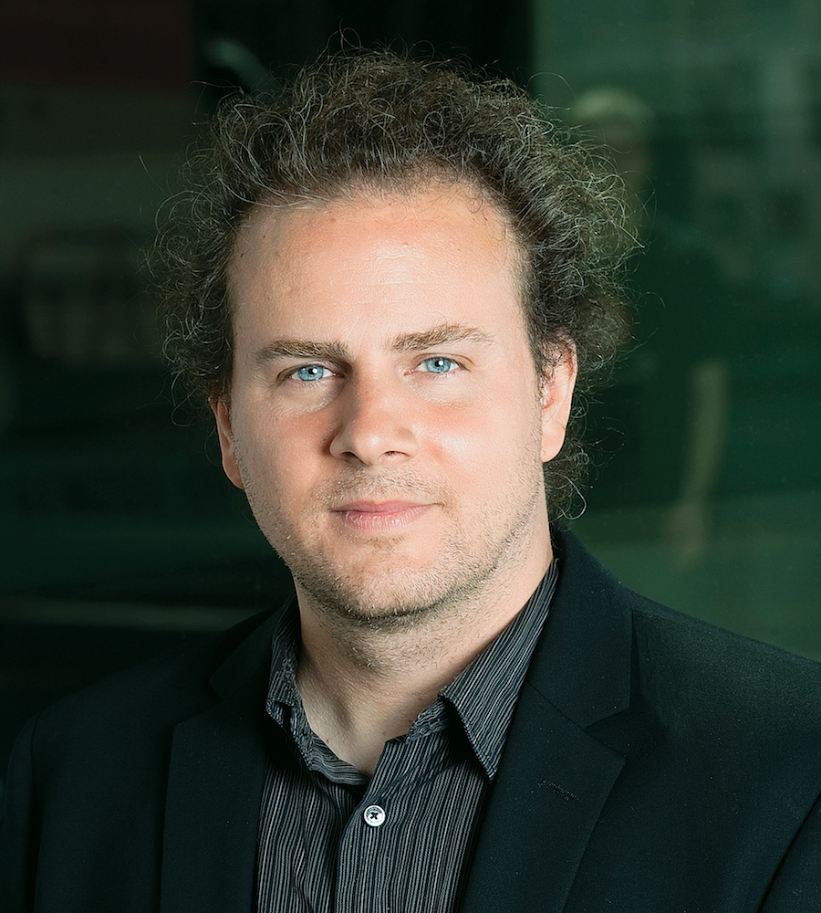 Mitchell Joachim - Architecture Discussant / Architectural Advisor