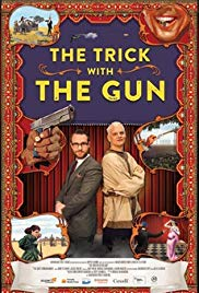 The Trick with the gun - The Trick With The Gun is a feature documentary exploring the hidden world of magic and magicians, from sleight-of-hand parlor tricks to the death-defying Bullet Catch.  Author Chris Gudgeon and magician Scott Hammell attempt to discover what pushes these artists of illusion to transform our world, even for a moment, from the ordinary to the extraordinary.Buy/Rent it Now  here.