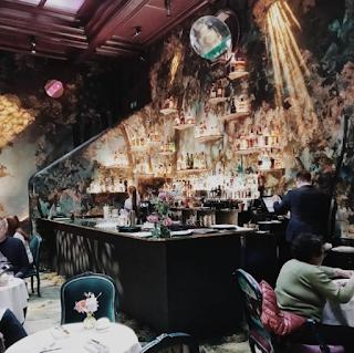 The Bar at Sketch.