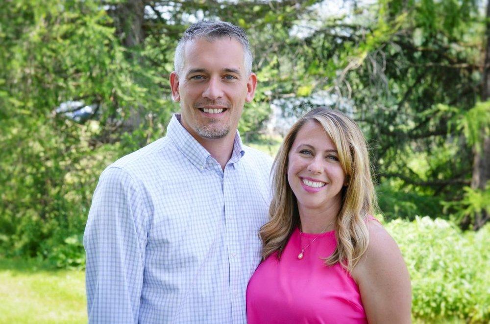 Jeff & Laura Snyder