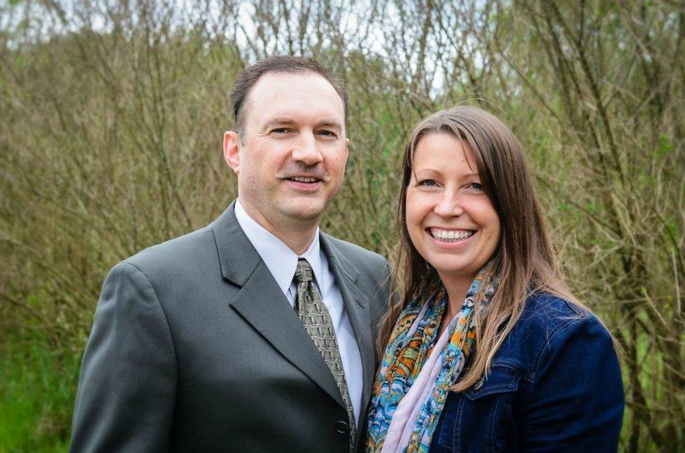 Joe & Heather Bernet