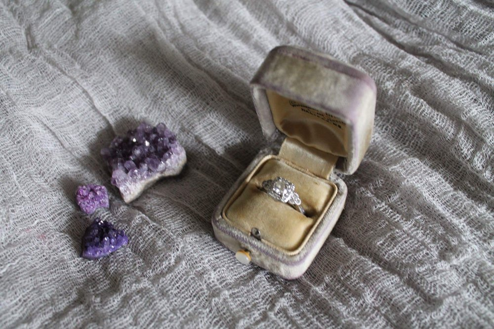 Lupin Ring Box15.00 -