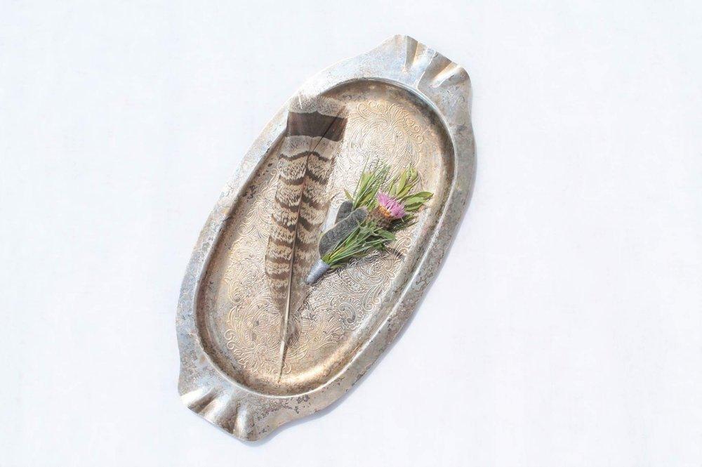 Small Silver Tray3.0010