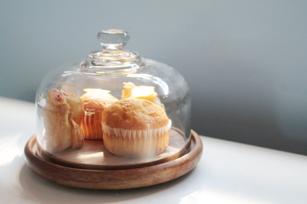 Cake Stand with Glass Dome5.00 -