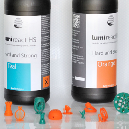 Sunday 25th November - 20% Discount on all Lumi React resins and productsCoupon: BFW18DAYIII