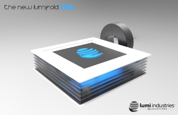The New Lumifold, Filament version, renderings, 2015