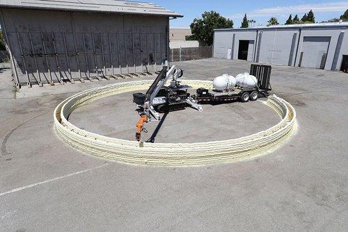 Il MIT sviluppa robot rotanti in grado di stampare edifici in 3D