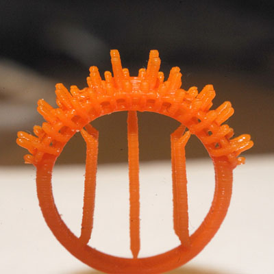 Resine Castable - Resine per stampa 3D calcinabili per microfusioni dirette