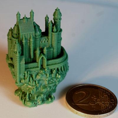Resine Multiuso - Resine per stampa 3D di durezza differente per modelli 3D di miniature, parti meccaniche.