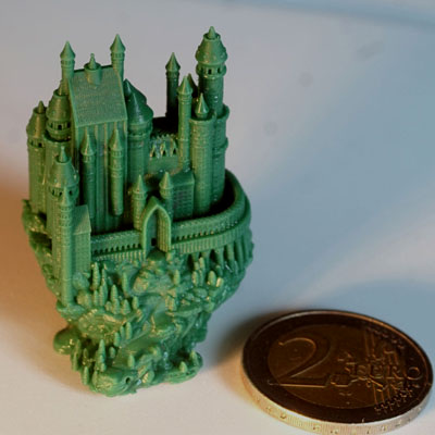 Multipurpose Resins - 3D Printing resins of different hardness and strenght for 3D models miniatures, mechanical parts.