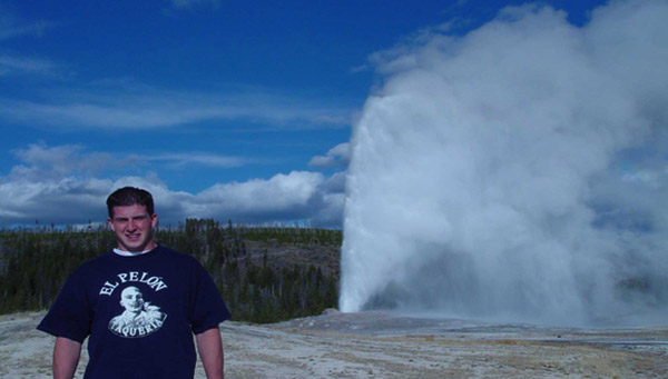 Old Faithful Wyoming