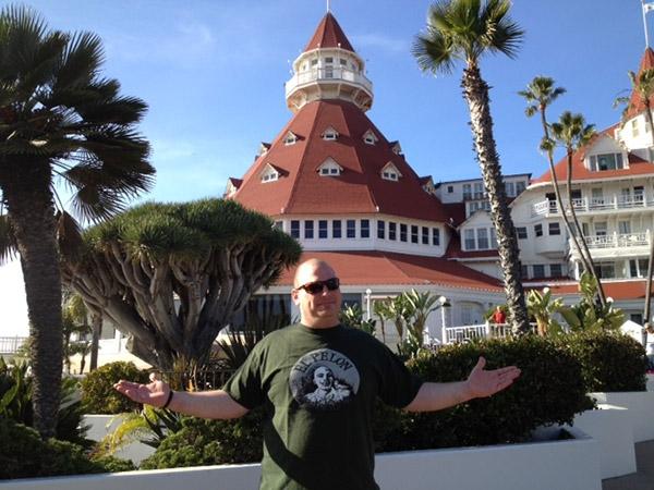 San Diego Hotel del Coronado