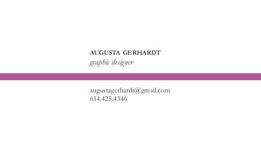 School-Augusta Gerhardt-Business Card-Information.jpg