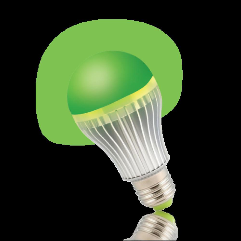 Illuminati Green LED — Heavy Harvest