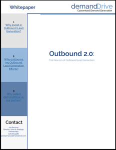 Outbound 2.0: The New Era of Outbound Lead Generation