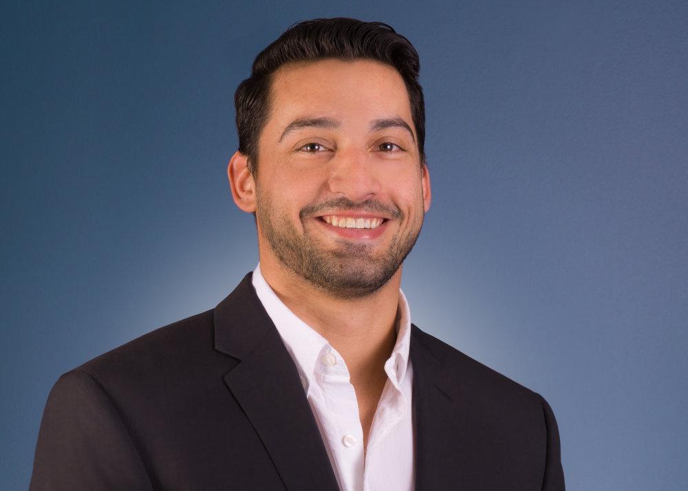 Tyler Schock     Director of Client Engagement
