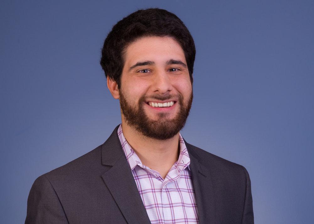 AJ Alonzo     Director of Marketing