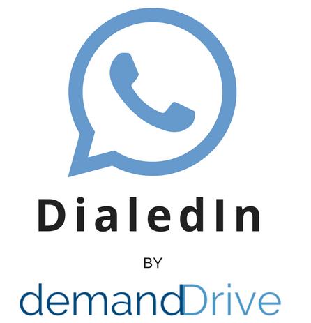 DialedIn, by demandDrive
