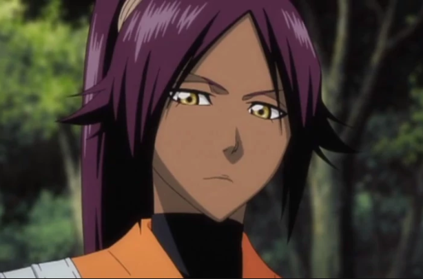 Yoruichi. She's so cool.