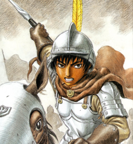 casca fighting