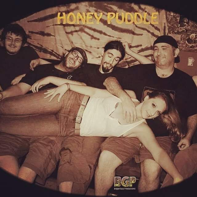 """Whole Lotta Love"" Honey Puddle Live at Sancho's"